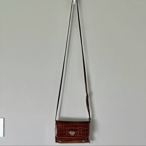 Brighton Crossbody Wallet on a Strap Clutch Bag